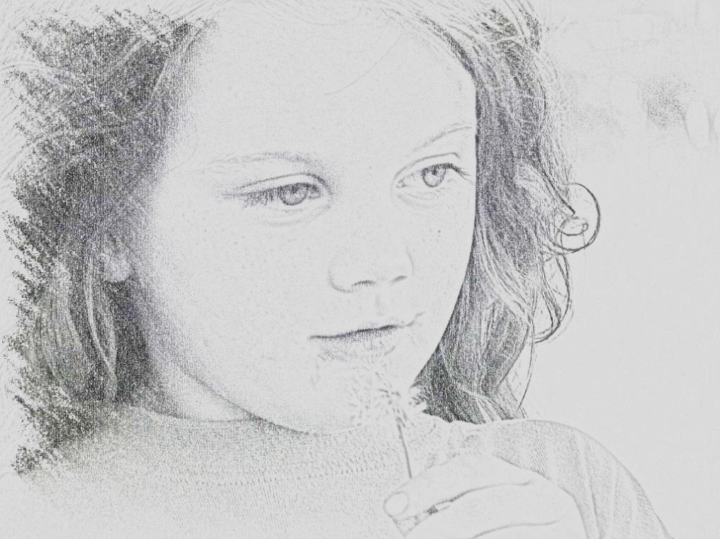 Little Girl by Lynette Zozette, flickr