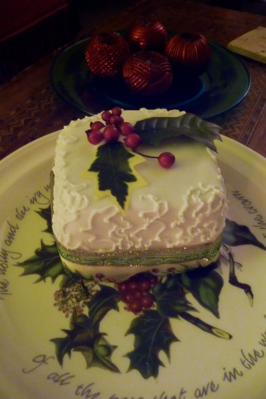 Christmas Cake from Cornwall