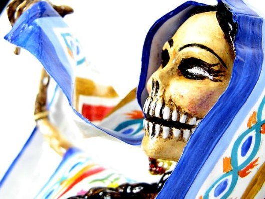 skeleton by maria teresa adalid, flickr