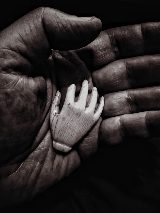 Hand in Hand, Mano en Mano, Miguel Tejada-Flores
