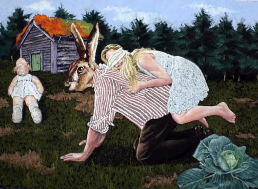 Hare's Bride by Ellen Cornett