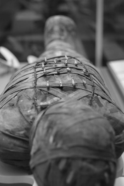 Mummy by Jamie, flickr